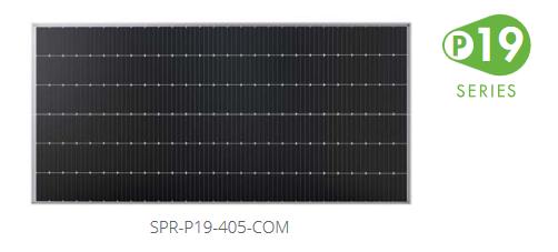 Sunpower SPR-P18-390-COM