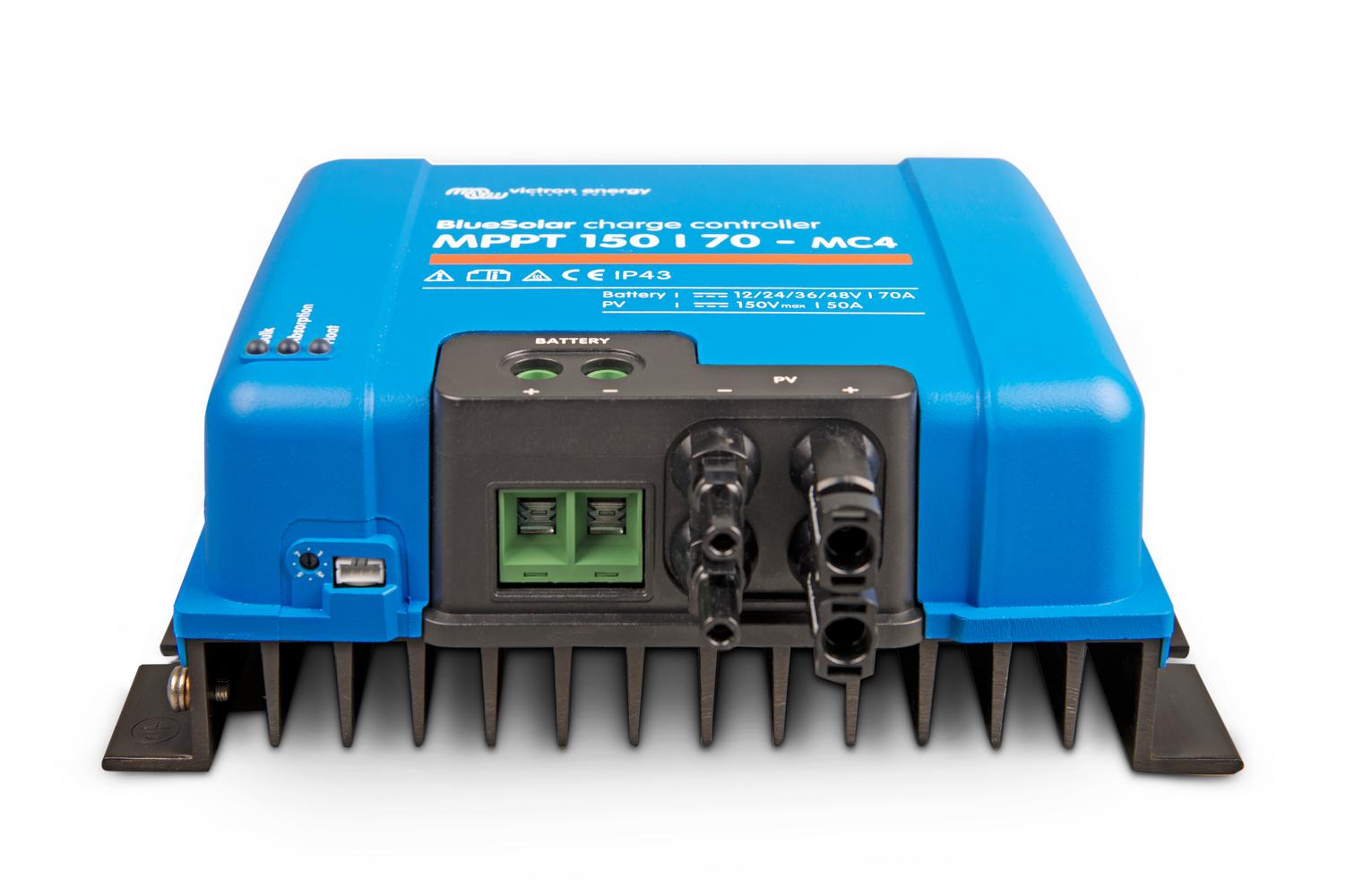 Victron Energy BlueSolar MPPT 150/70-MC4