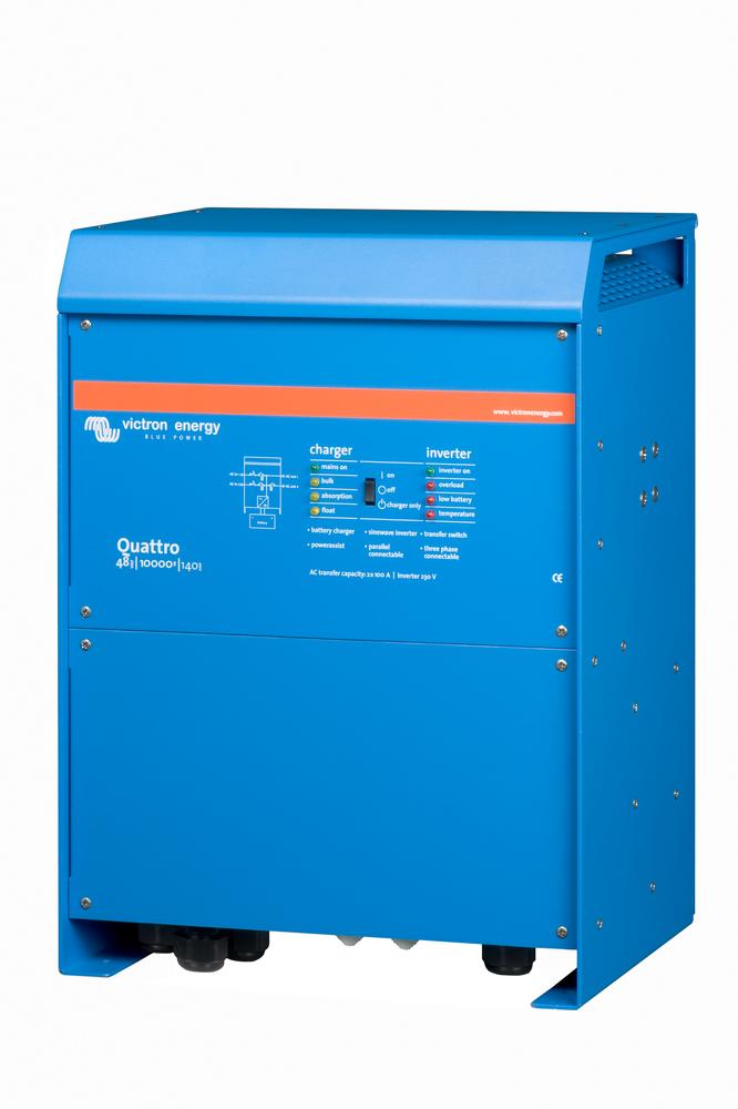 Victron Energy Quattro 48/10000/140-100/100