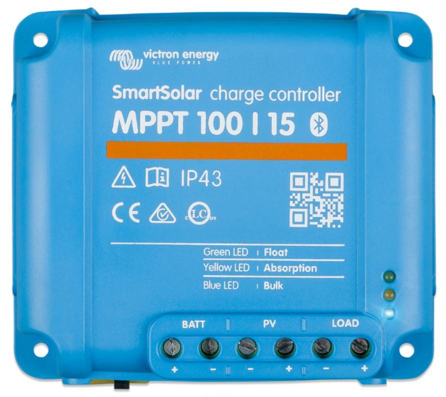 Victron Energy BlueSolar MPPT 100/15