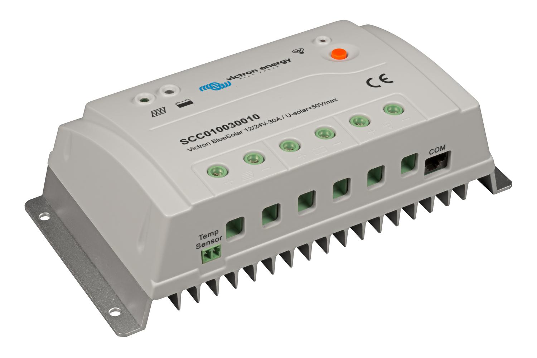 Victron Energy BlueSolarPWM-pro Charge Contro1