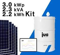 jua solar UK