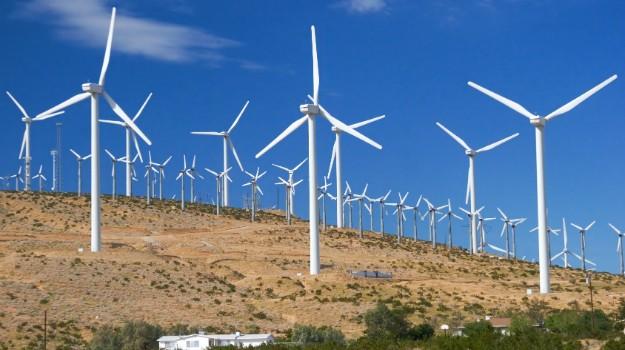 أكبر محطة لإنتاج الكهرباء من طاقة الرياح فى الشرق الأوسط في مصر