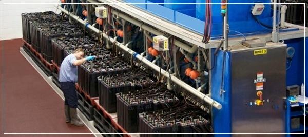 تعاون أوروبي مشترك لتصنيع البطاريات بميزانية تصل الي 2ملياريورو