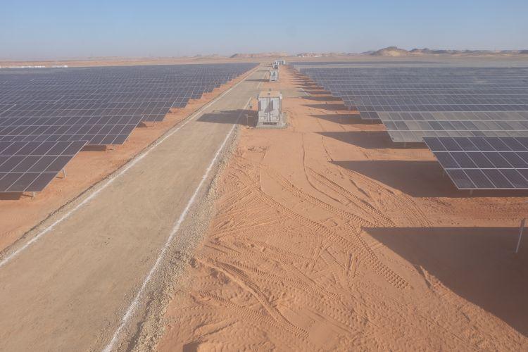 اكبر مشروعات الطاقة الشمسية في مصر لسنة 2019