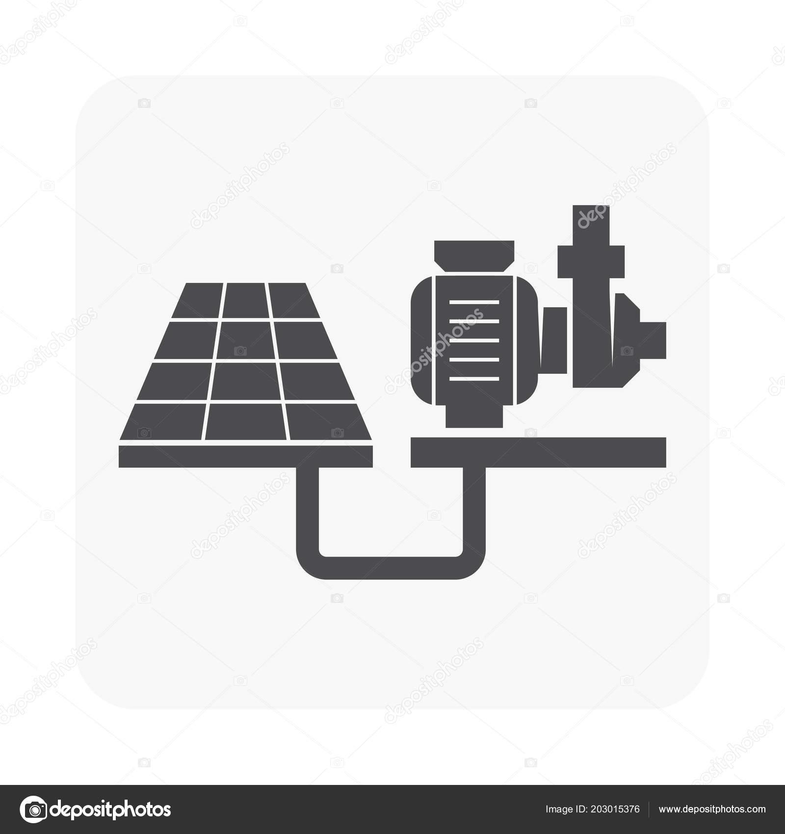 ممارسة عامة لتوريد وتنفيذ عدد واحد محطة ضخ مياه سطحية بالطاقة الشمسية