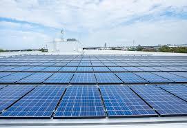 توريد وتركيب محطة طاقة شمسية قدرة 100 كيلو وات