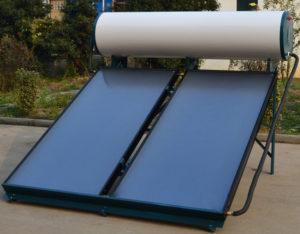 توريد وتركيب سخانات شمسية بسعة ٣٠٠ لتر
