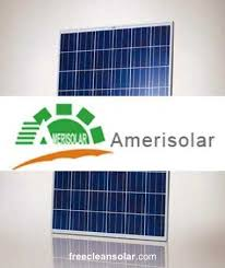 Ameri Solar AS-6P33