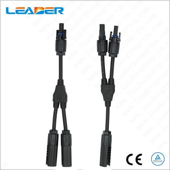 Leader Technology Y Connection - MC4