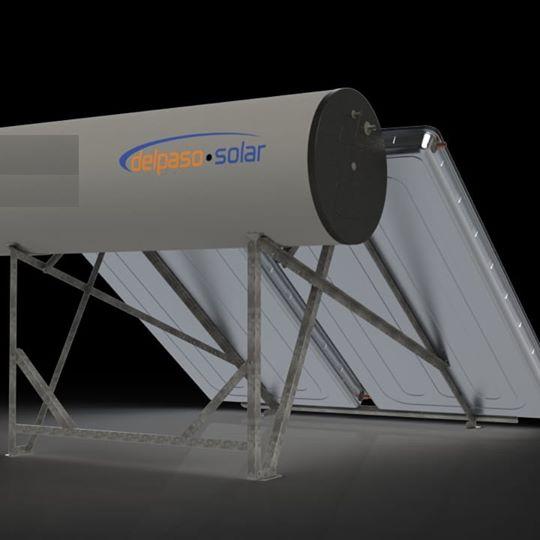 DELPASO Delpaso Solar Heater