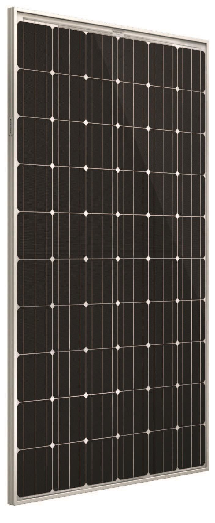 Aleo Solar module aleo P19 285 - 290 - 295 W Mono / Efficiency 18.0