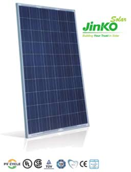 Jinko JKM270PP-60H