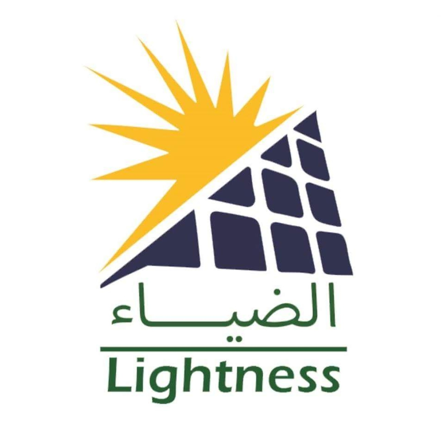 Lightness for Solar Energy