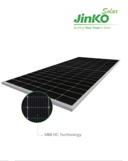 Jinko JKM450M-60HL4-V
