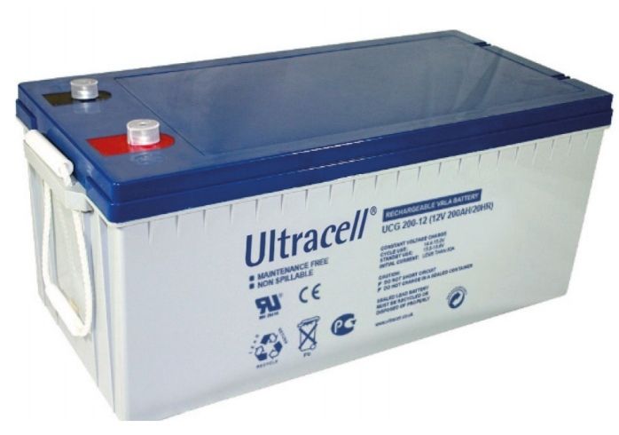 Ultracell UCG200-12