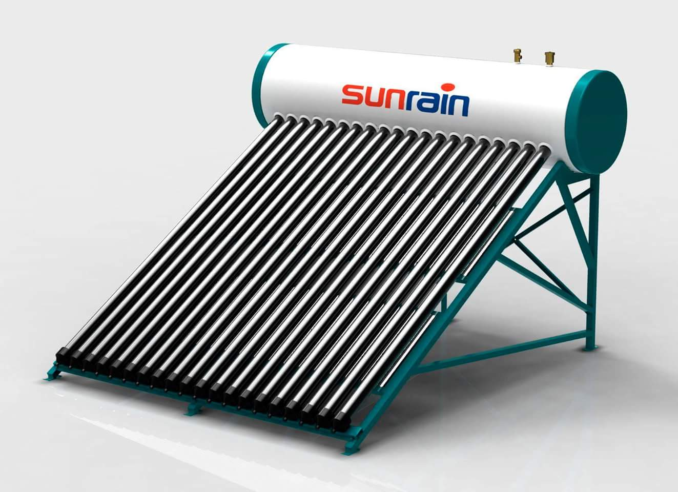 Sun Rain (Pre-Heater S.W.H (With Feeder Tank