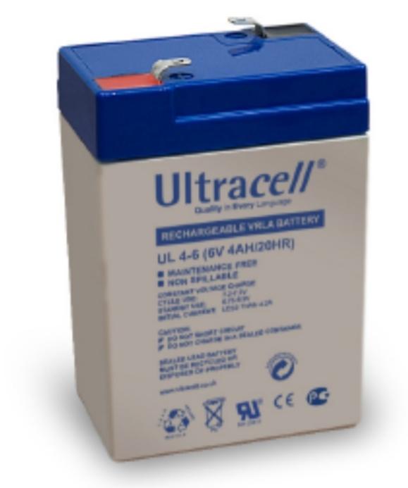 Ultracell UL4-6
