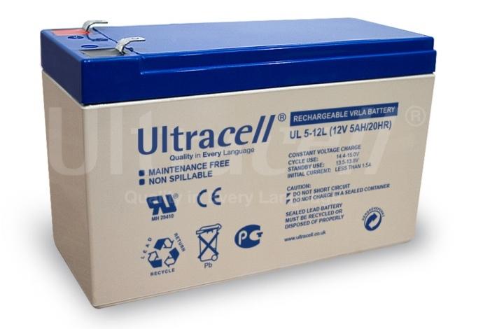 Ultracell UL5-12L