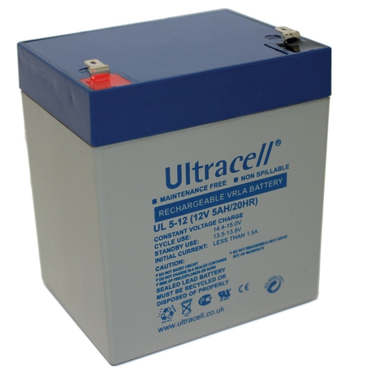 Ultracell UL5-12