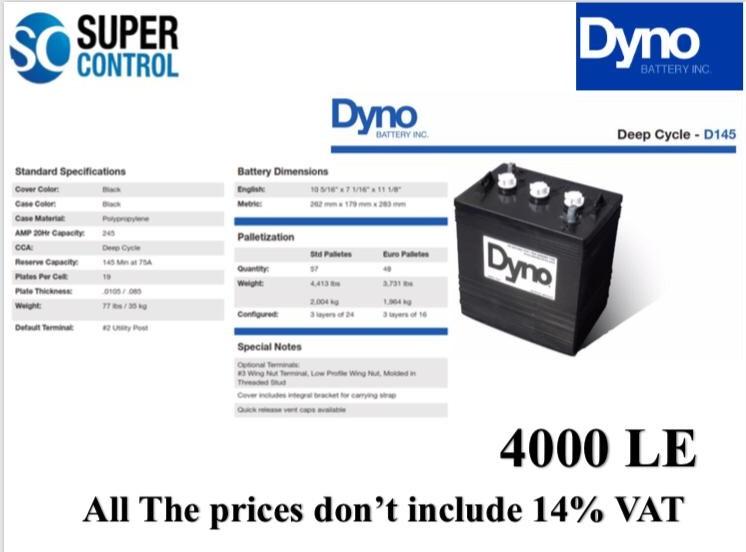 Dyno D145