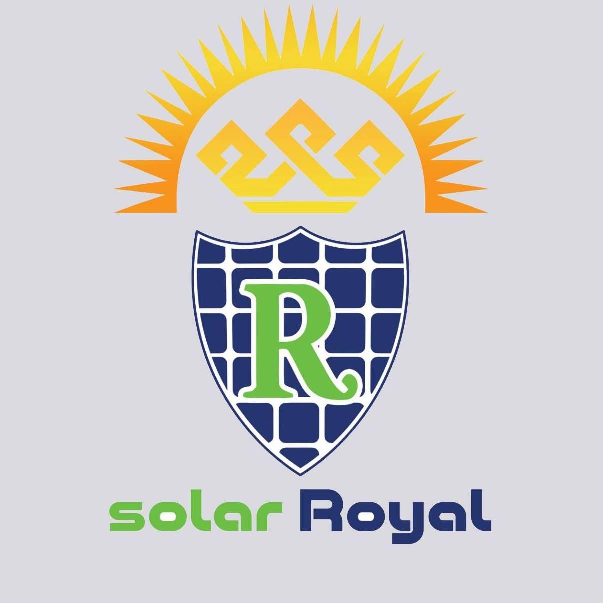 رويال للمقاولات والطاقة الشمسية