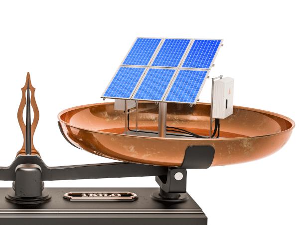 الطاقة الشمسية للمنازل لن تغنيك عن شركة الكهرباء,اعرف السبب