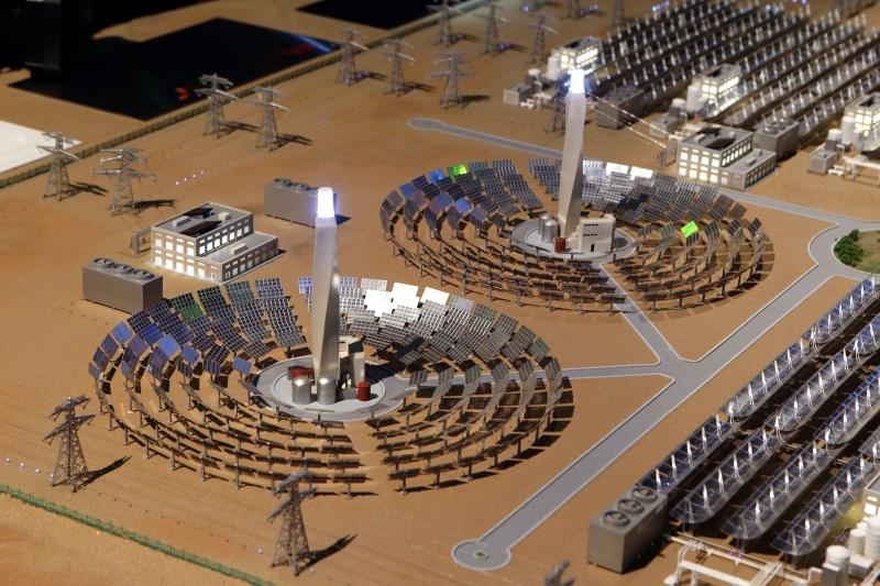 دبي و استراتيجية الطاقة النظيفة الاكثر طموحا