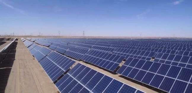 مشروع بنبان للطاقة الشمسية بأسوان في نقاط