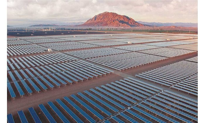 إنشاء وتشغيل وصيانة 6 محطات للطاقة الشمسية فى مصر بقدرة 250 ميجاواط