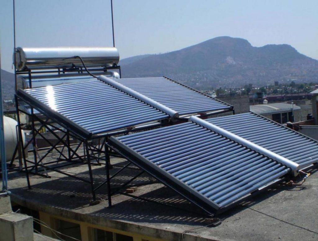 مناقصة عامة لتنفيذ منظومة مياه ساخنة بالطاقة الشمسية سعة ٤٠ م٣