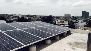 توريد و تركيب 5 محطات طاقة شمسية متصلة بالشبكة الحكومية