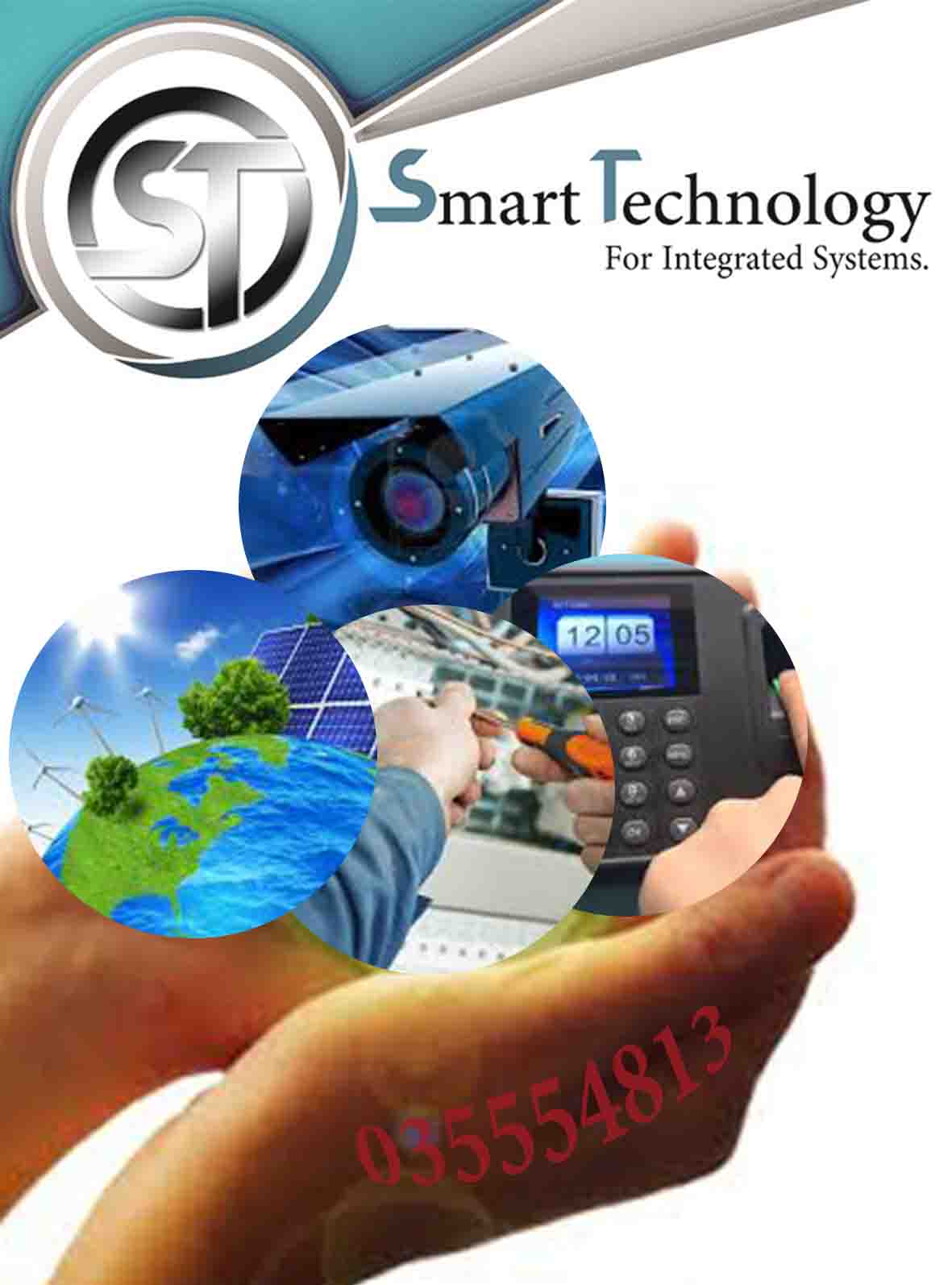 Smart Technology For Integrated systems