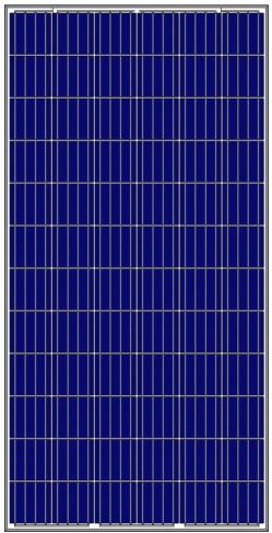 Ulica solar UL-265P-60