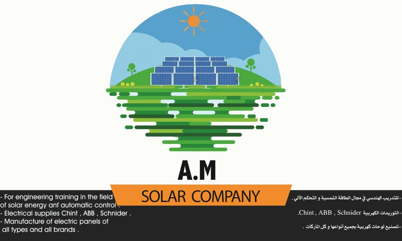 A.M solar company