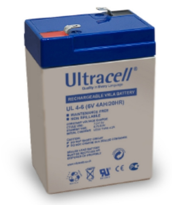 Ultracell UL4-6