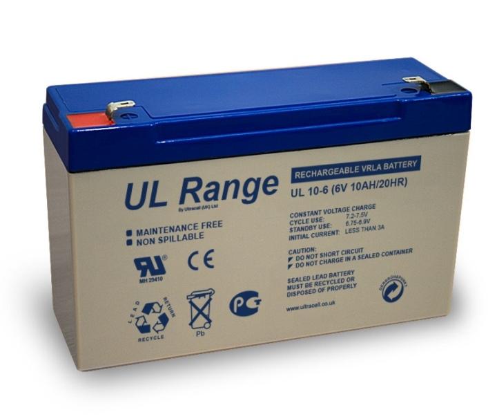 Ultracell UL10-6